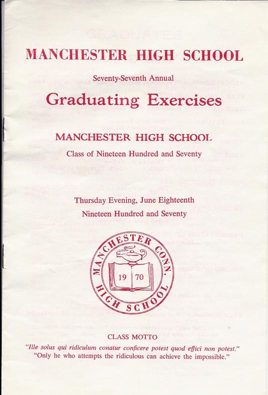 Graduation Program  June